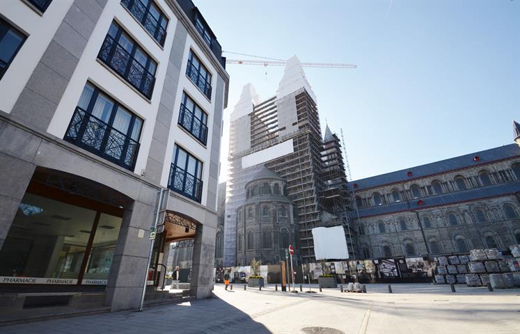 Immeuble à appartements - Tournai - #3851867-3
